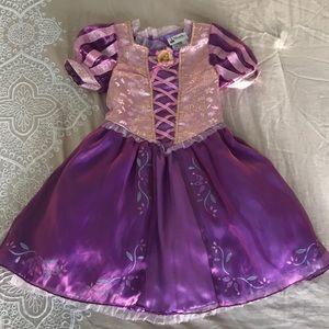 Disney Rapunzle dress 4T